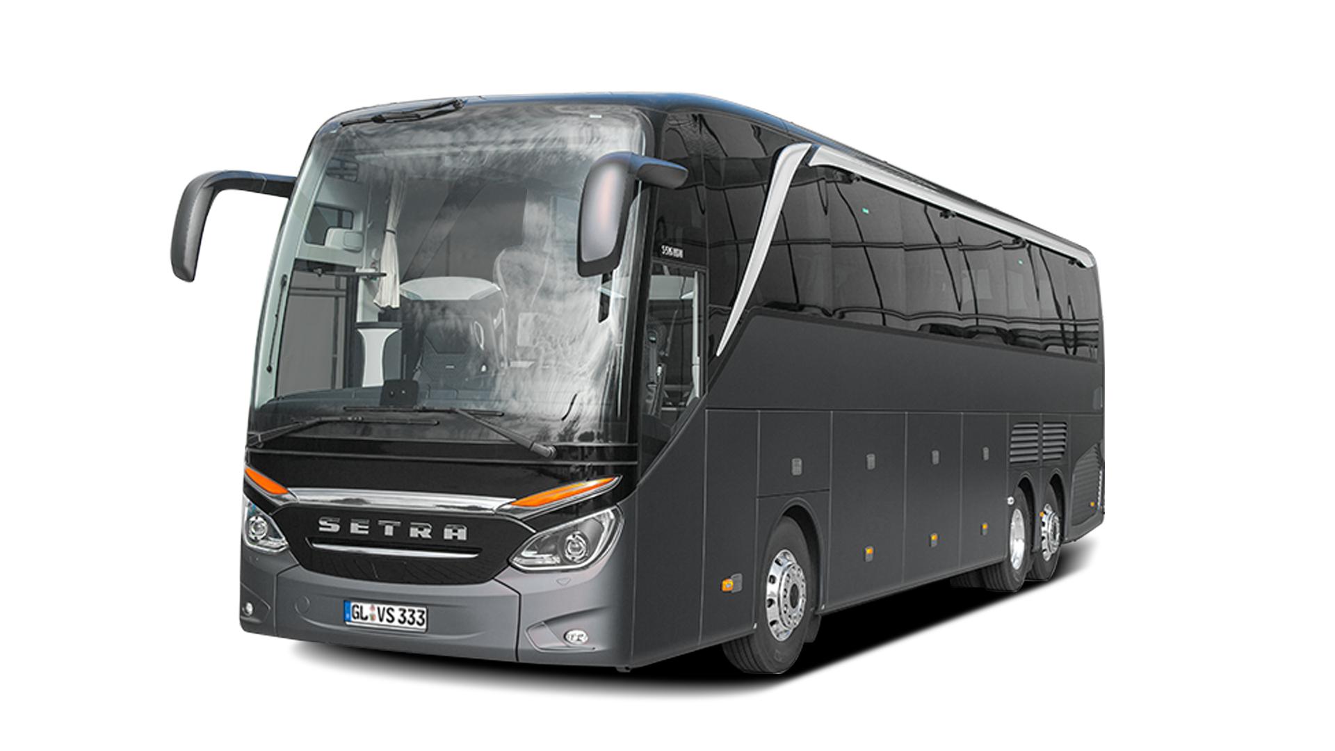VIP Coach | 50 Personen