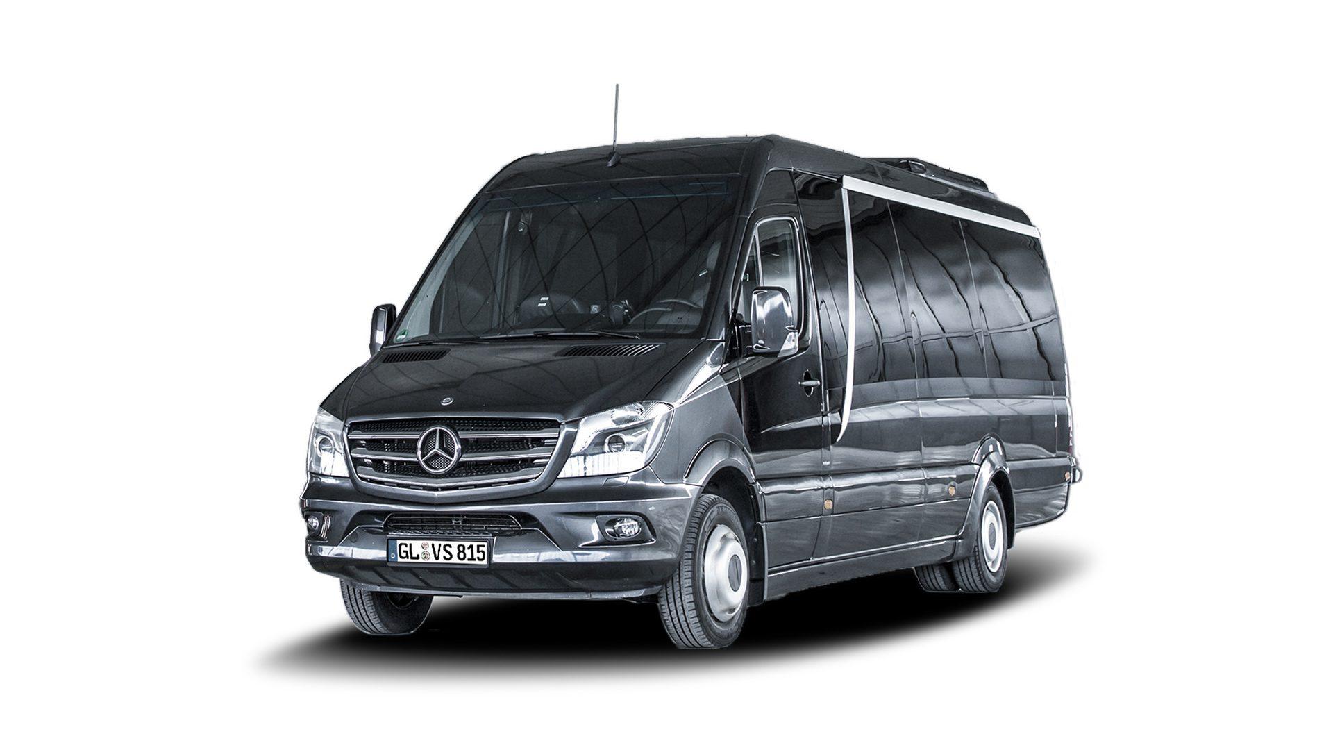 VIP Coach | 15 Personen