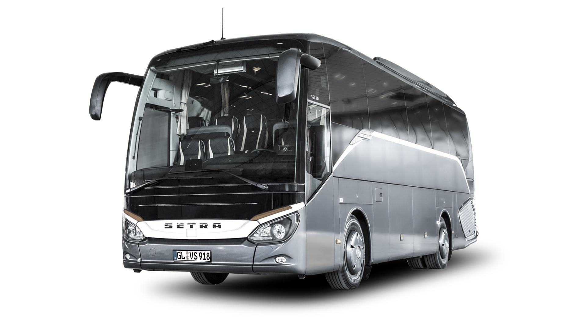 VIP Coach | 35 Personen